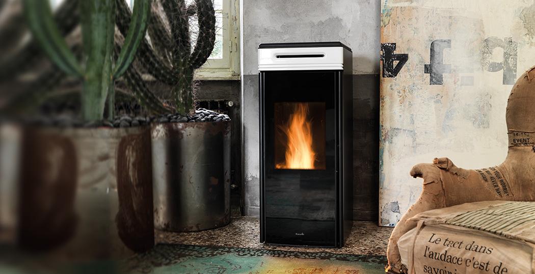 CV Pelletkachel Nordic Fire