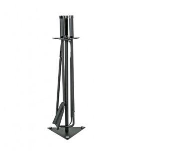 Haardstel zwart 114 - 513C