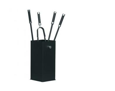 Haardstel zwart 114 - 516C