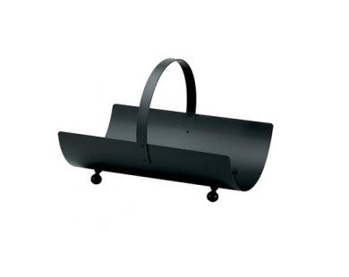 Houtbak zwart 117 - 501