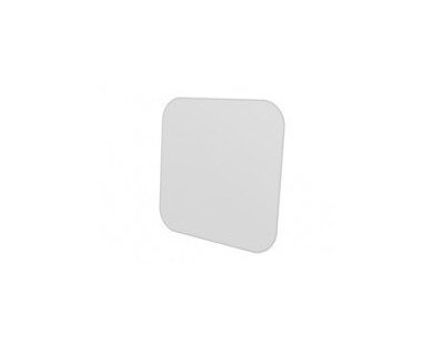 RVS vloerplaat vierkant
