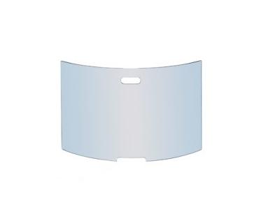 Vonkenscherm glas 125 - 350 G
